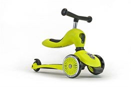 Higwaykick 1 Scooter (Lime)