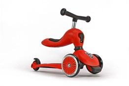 Higwaykick 1 Scooter (Red)